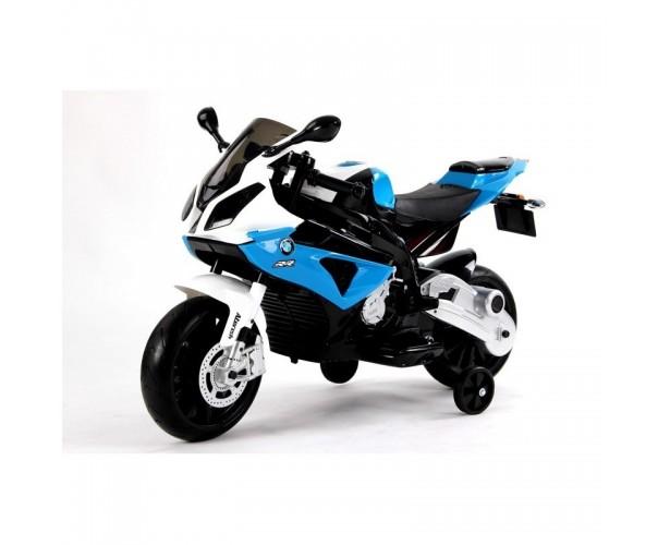 MOTO ELECTRIQUE ENFANT 12V BMW S1000 RR