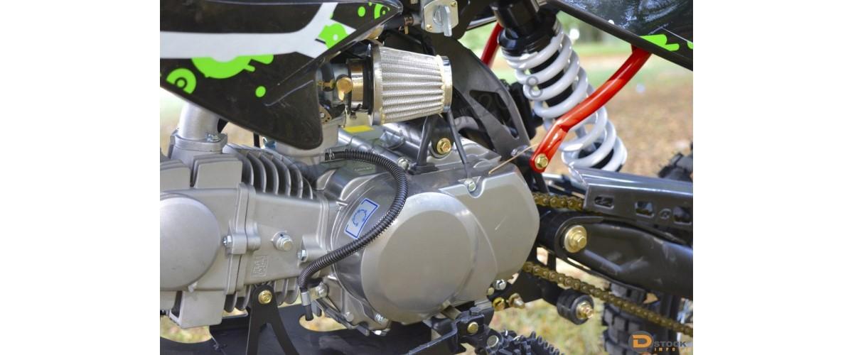MOTO DIRT BIKE 125CC ORION AGB37 CRF1 CHÂSSIS RENFORCÉ 12-14 POUCES